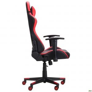 Кресло VR Racer Blaster черный/красный