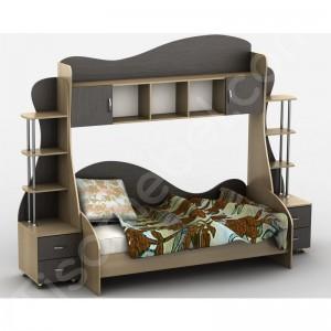 Детская комната Д-2P Тиса Мебель