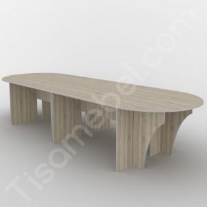 Офисный комплект-4-стол для переговоров