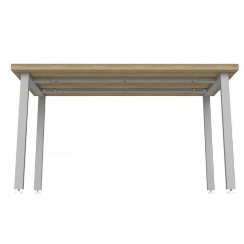 Прямой стол Мет-1-1400х600