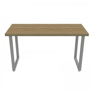 Прямой стол Мет-2