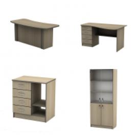 Офисная мебель Тиса Мебель