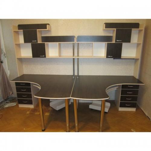 Угловой компьютерный стол Тиса СК-13 Тиса Мебель