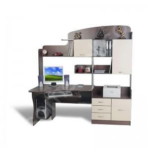 Прямой компьютерный стол СК-14