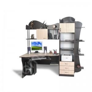 Прямой компьютерный стол Тиса СК-16