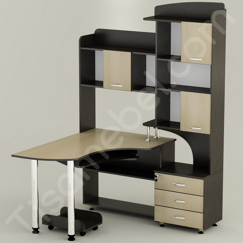 Угловой компьютерный стол Тиса СК-18