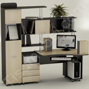 Прямой компьютерный стол Тиса СК-20