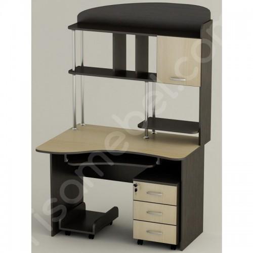 Прямой компьютерный стол Тиса СК-21