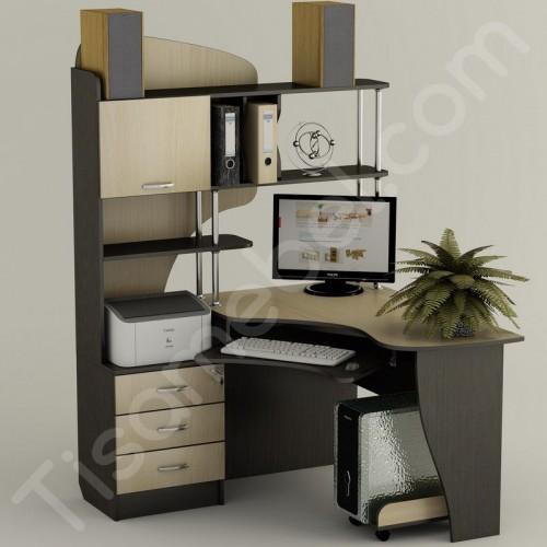 Угловой компьютерный стол Тиса СК-22