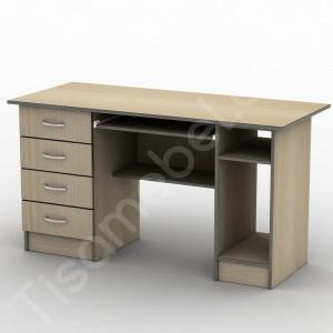 Письменный стол СК-4  Ш.-1300мм Г.-600мм
