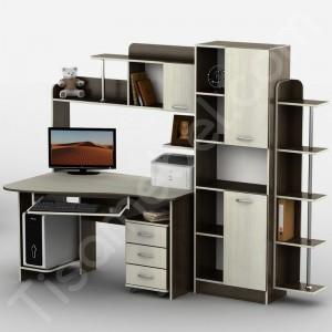 Прямой компьютерный стол Тиса-29