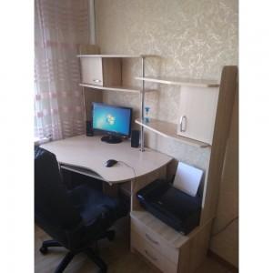 Прямой компьютерный стол Тиса-9
